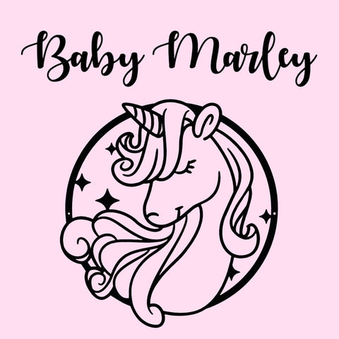 Nursery Decor Baby Girl