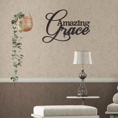 Amazing Grace Wall Art  - RealSteel Center