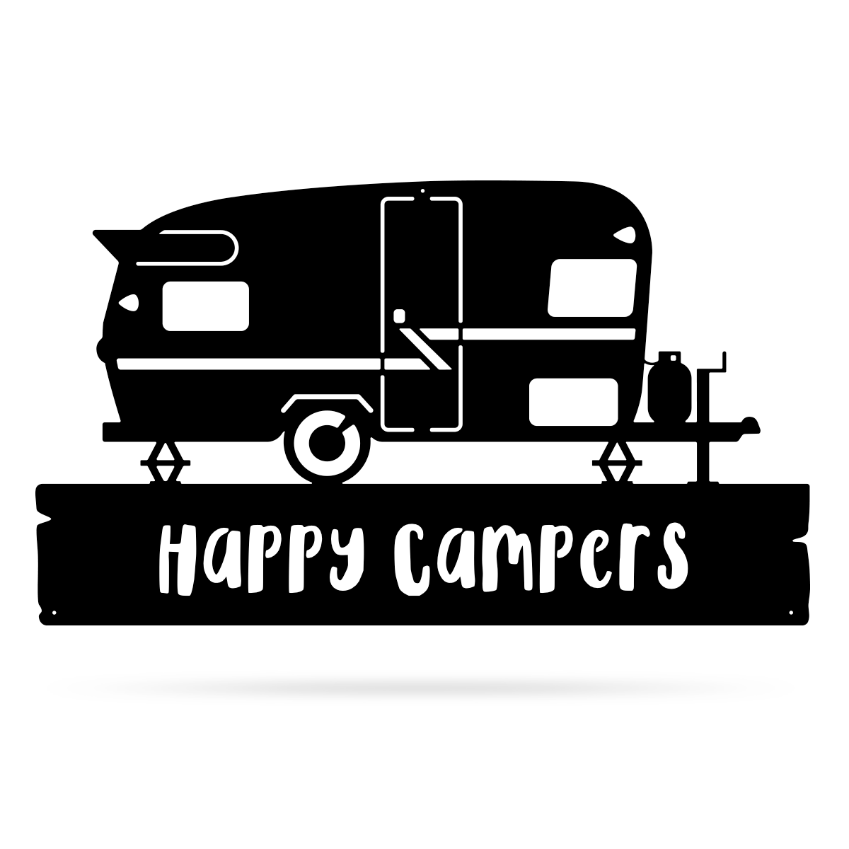 Camper Monogram  - RealSteel Center