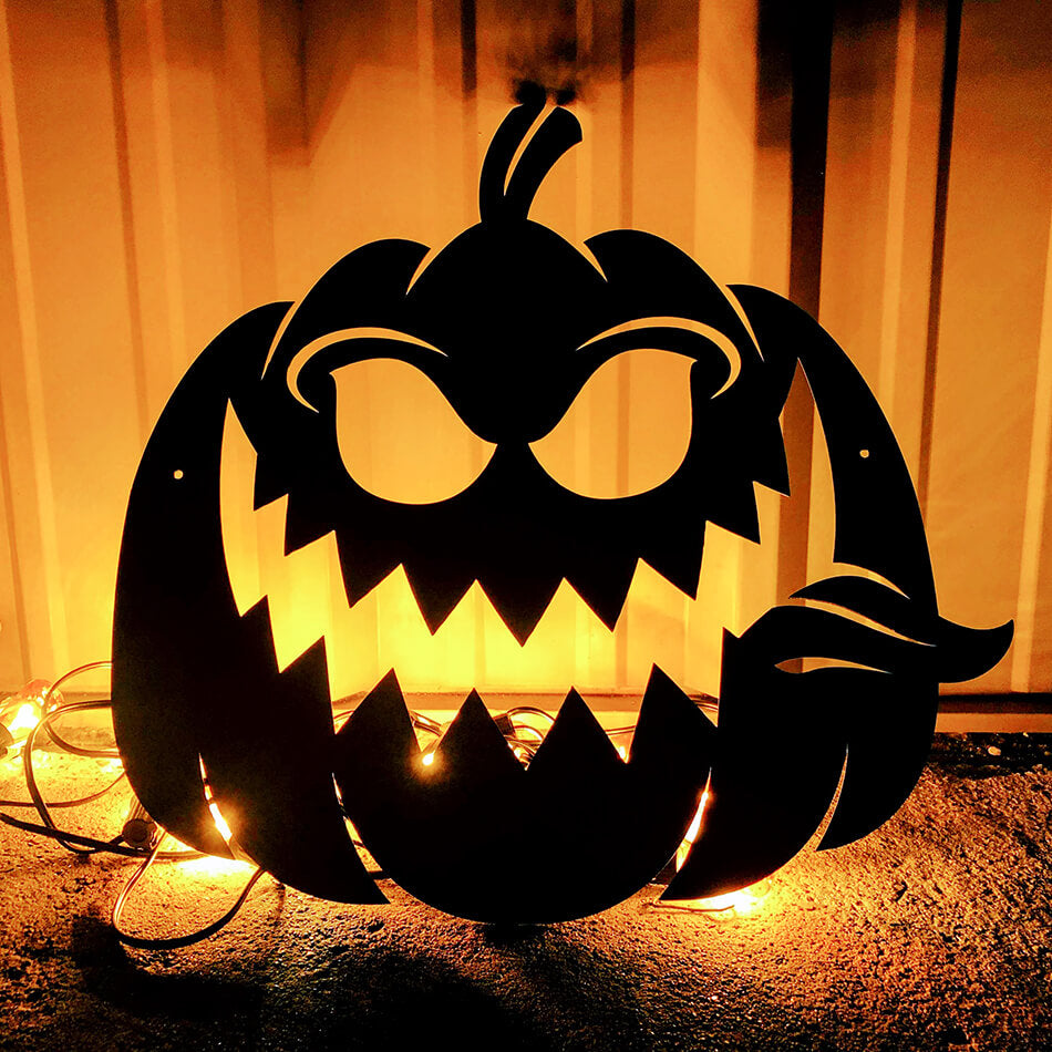 Halloween Evil Pumpkin  - RealSteel Center