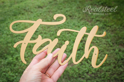 Faith Hope Love  - RealSteel Center