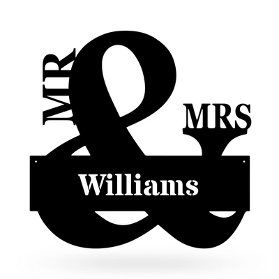 Mr & Mrs Monogram  - RealSteel Center