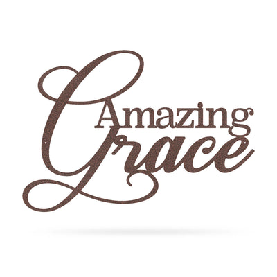 "Amazing Grace Wall Art 10""x14"" / Penny Vein - RealSteel Center"