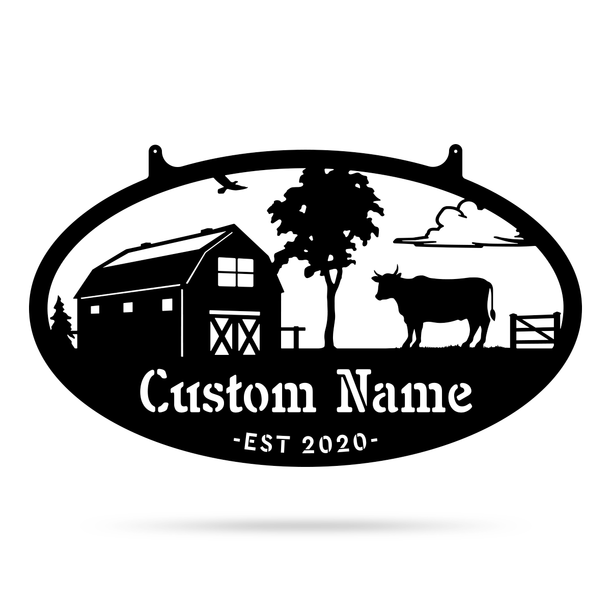 Choose Your Farm Sign  - RealSteel Center