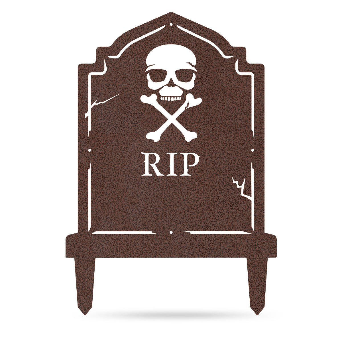 "Halloween Tombstone Monogram 30""x21"" / Penny Vein - RealSteel Center"