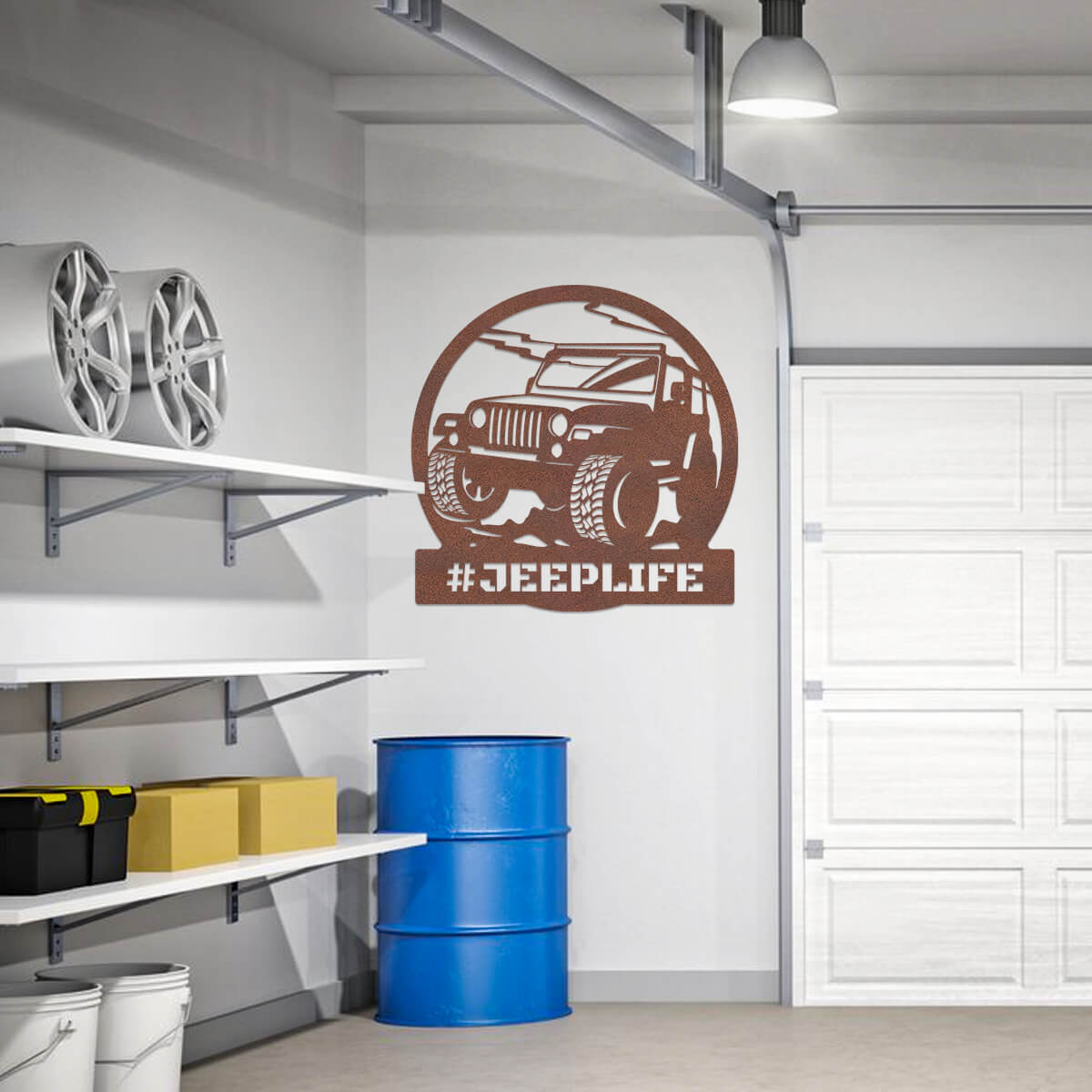 Jeep Monogram  - RealSteel Center