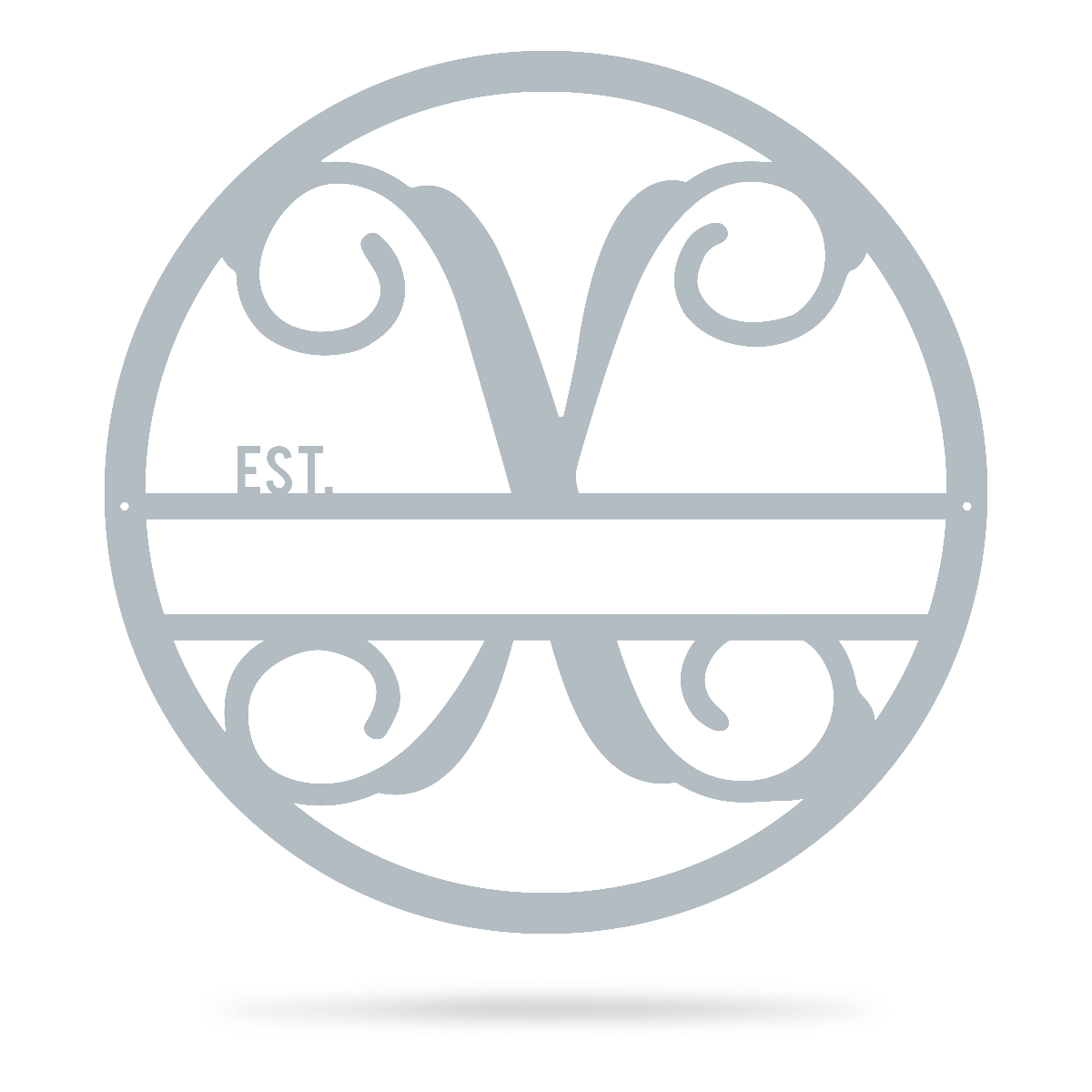 Family Legacy Monogram  - RealSteel Center