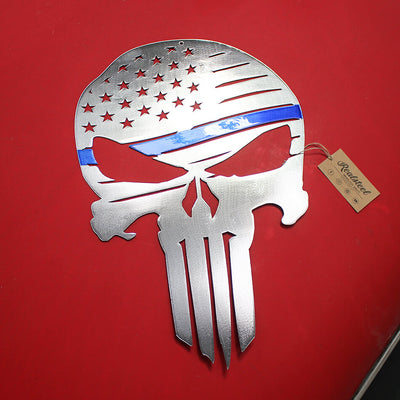 The Punisher Sign  - RealSteel Center