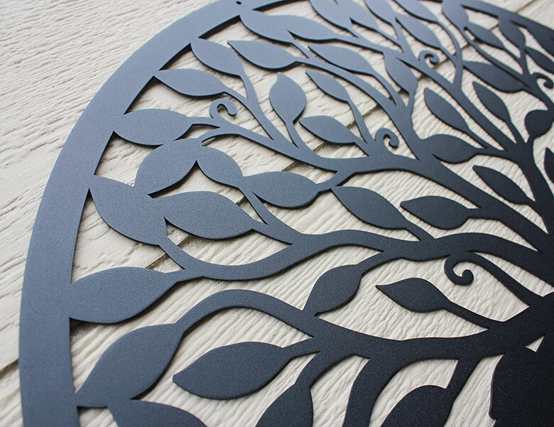 Tree of Life Monogram  - RealSteel Center