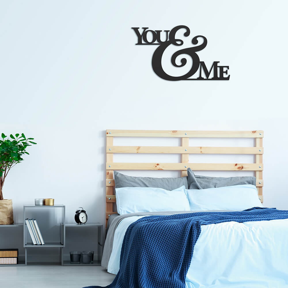 You & Me Wall Art  - RealSteel Center