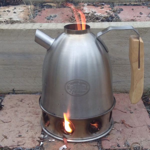 Aussie Bush Kettle - Base Package