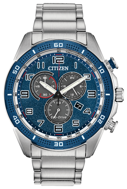 Citizen Eco-Drive Men's AR - Action Required
