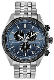 Citizen Eco-Drive Men's Brycen Stainless Steel