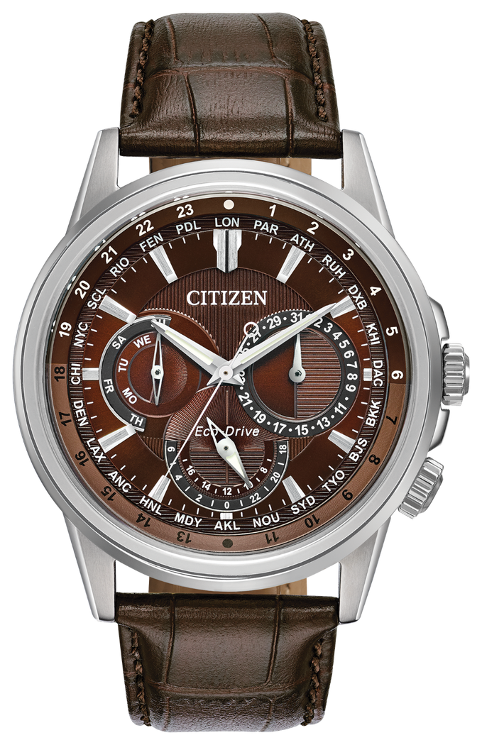 Citizen Men's Calendrier