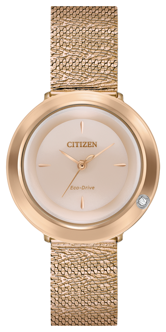 Citizen Women's Rose Gold L Ambiluna