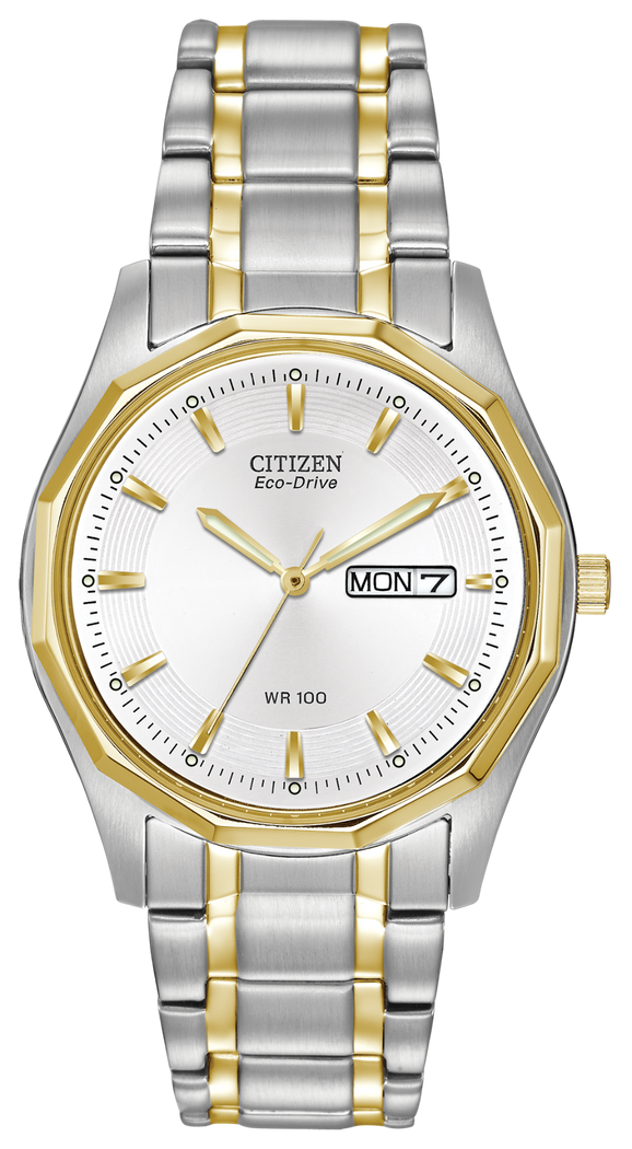 Citizen Men's Corso Two-Tone