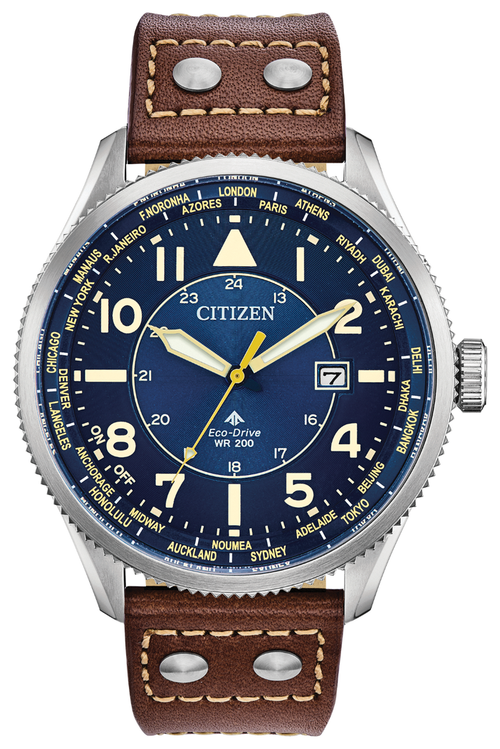 Citizen Eco-Drive Men's Promaster Nighthawk