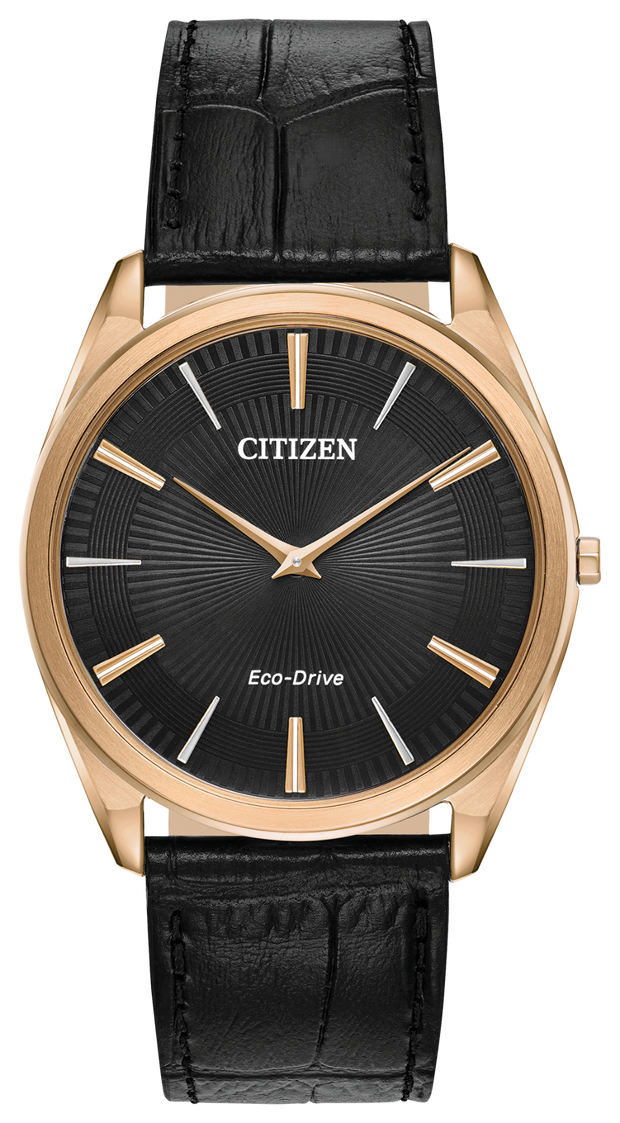 Citizen Men's Black Stiletto