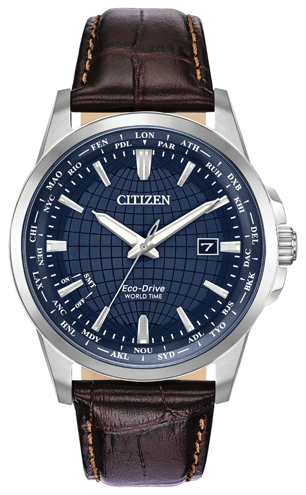 Citizen Eco-Drive Men's World Time