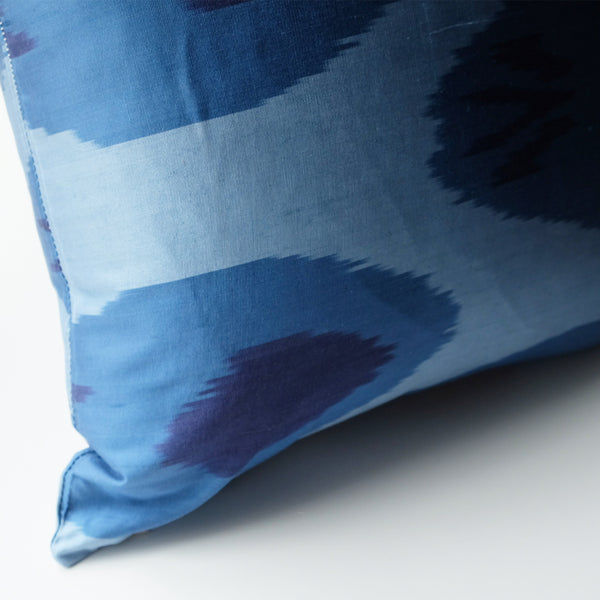 Bocak Silk Ikat Pillow
