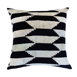Cavi Silk Ikat Pillow