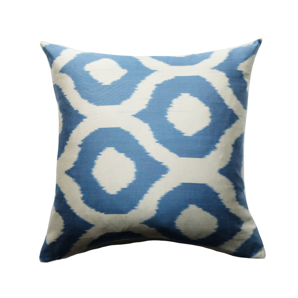 Cevaz Silk Ikat Pillow