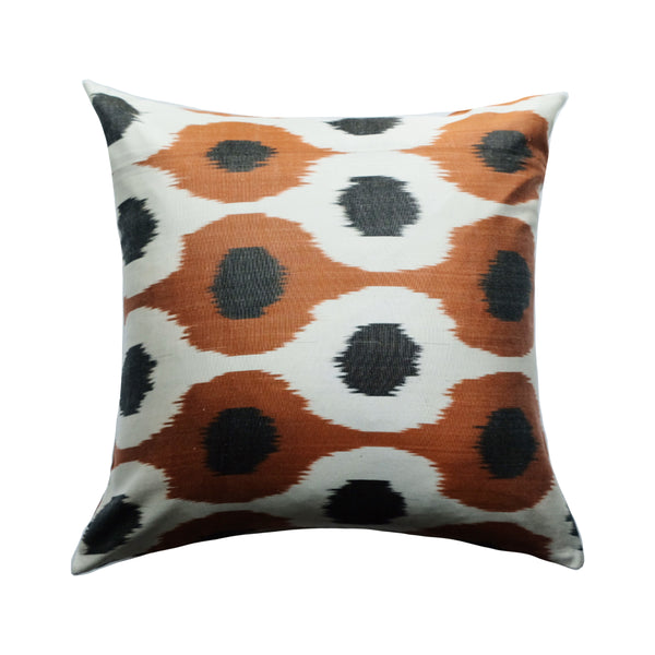 Dose Silk Ikat Pillow