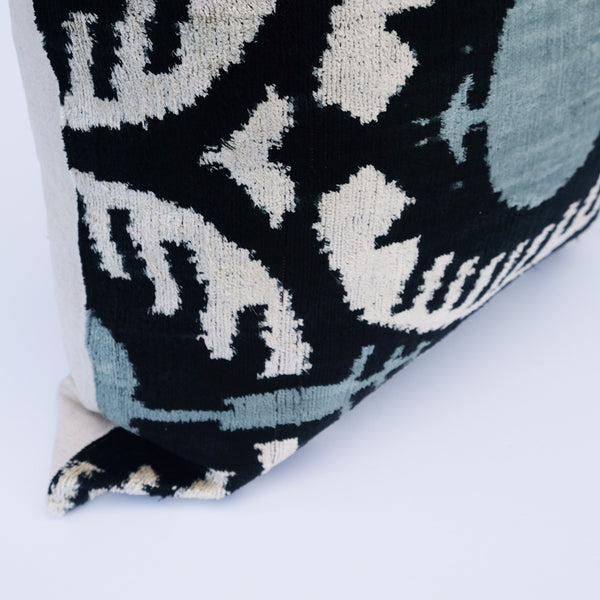 Divi Silk Ikat Pillow