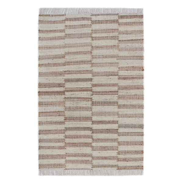 Striped Jute Swatch