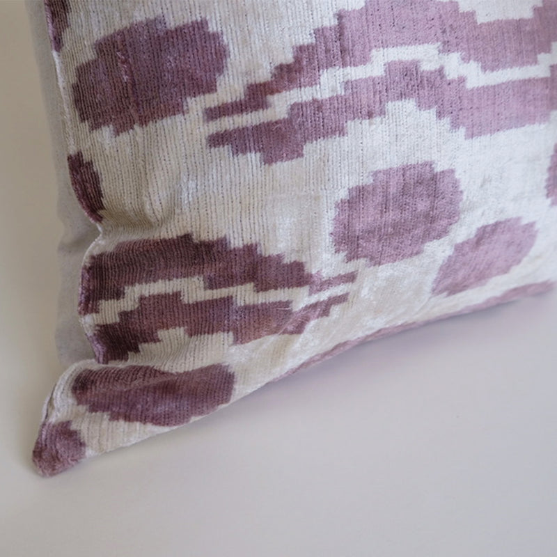 Tutak Silk Ikat Pillow