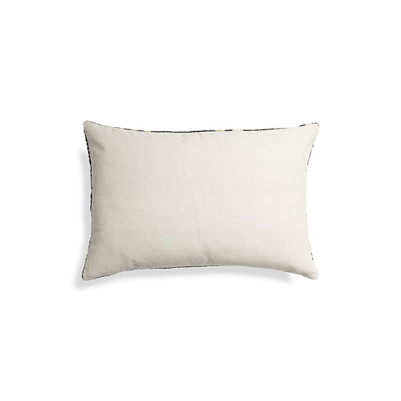 Lipp Silk Ikat Lumbar Pillow