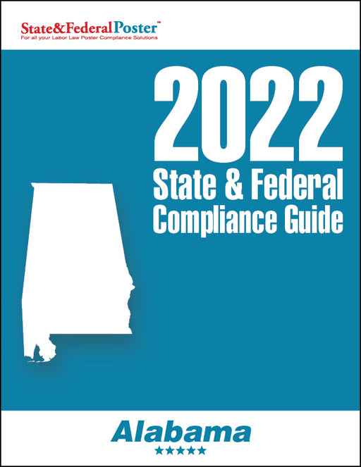 2020 Alabama State & Federal Compliance Guide - State and Federal Poster