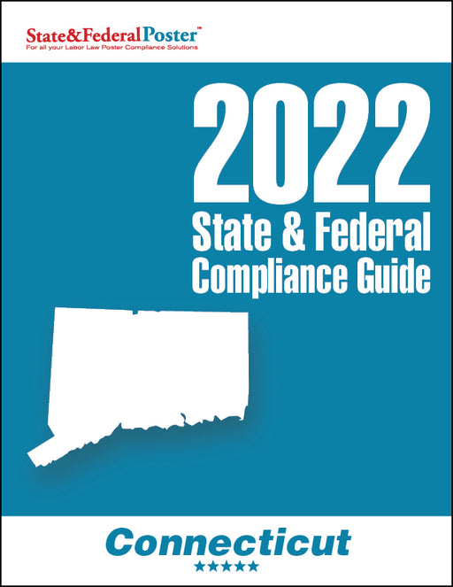 2020 Connecticut State & Federal Compliance Guide - State and Federal Poster