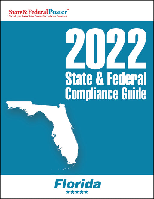 2020 Florida State & Federal Compliance Guide - State and Federal Poster