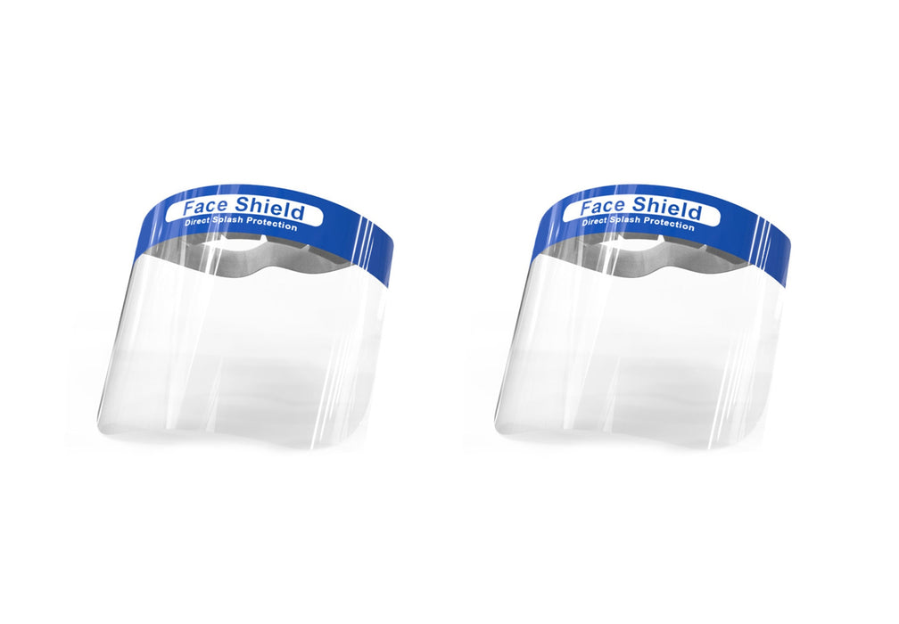 Reusable Face Shield (2 Pack) - State and Federal Poster