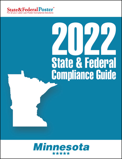 2020 Minnesota State & Federal Compliance Guide - State and Federal Poster