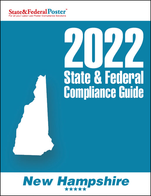 2020 New Hampshire State & Federal Compliance Guide - State and Federal Poster