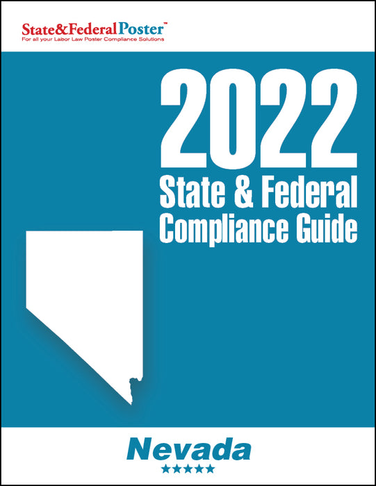 2020 Nevada State & Federal Compliance Guide - State and Federal Poster