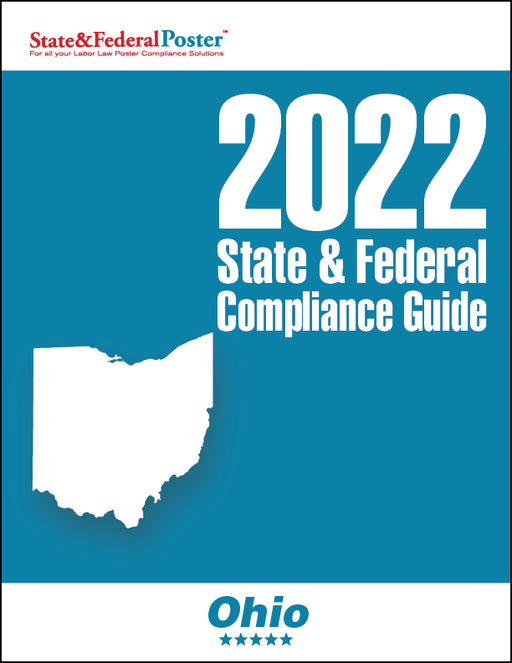 2020 Ohio State & Federal Compliance Guide - State and Federal Poster