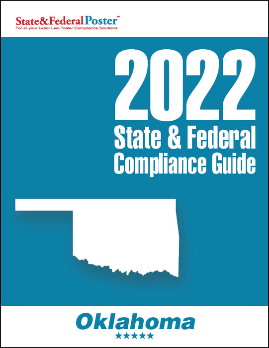 2020 Oklahoma State & Federal Compliance Guide - State and Federal Poster