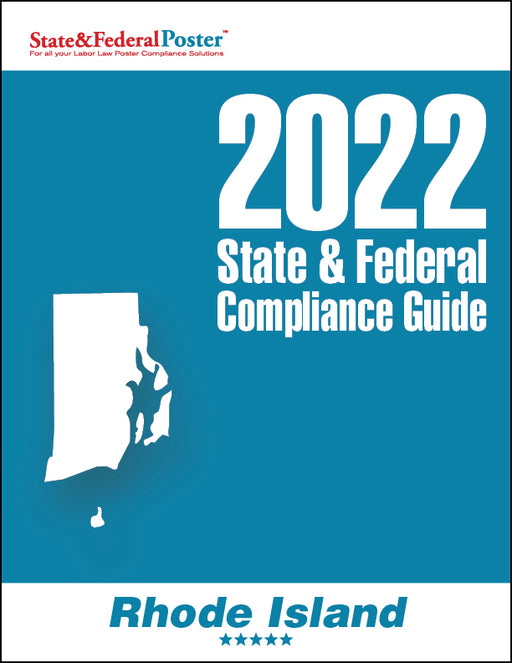 2020 Rhode Island State & Federal Compliance Guide - State and Federal Poster
