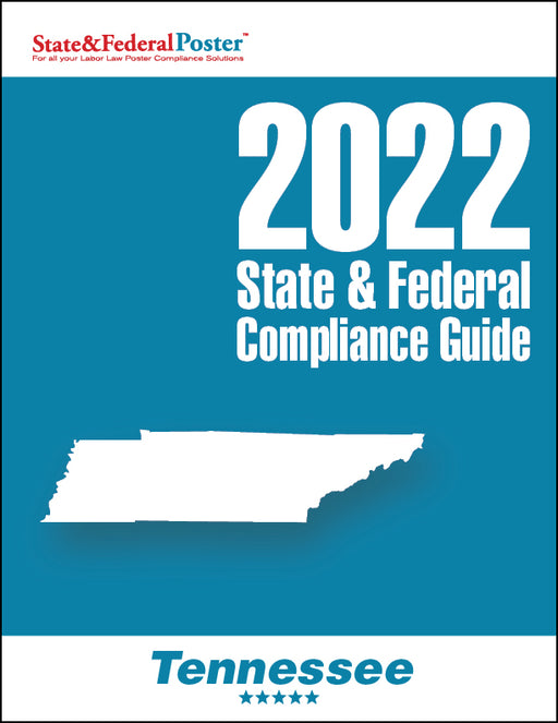 2020 Tennessee State & Federal Compliance Guide - State and Federal Poster