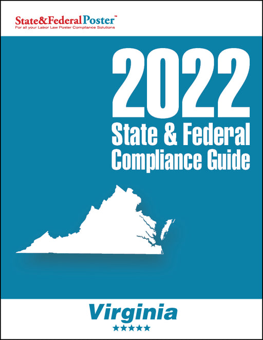 2020 Virginia State & Federal Compliance Guide - State and Federal Poster
