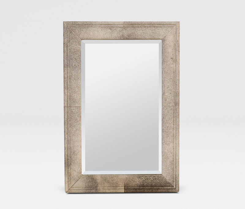Made Goods Charles Grey Hair on Hide Mirror