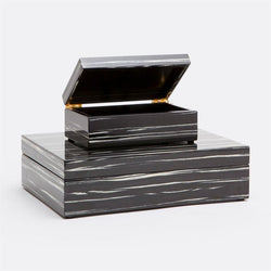 Laria Box Set in Lacquered Veneer