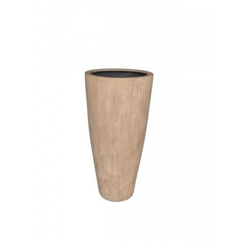 RIALTO BEIGE OUTDOOR PLANTER