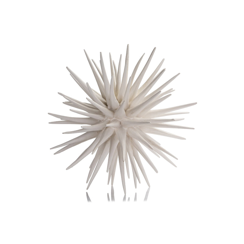Oly Resin Sea Urchin Sculpture