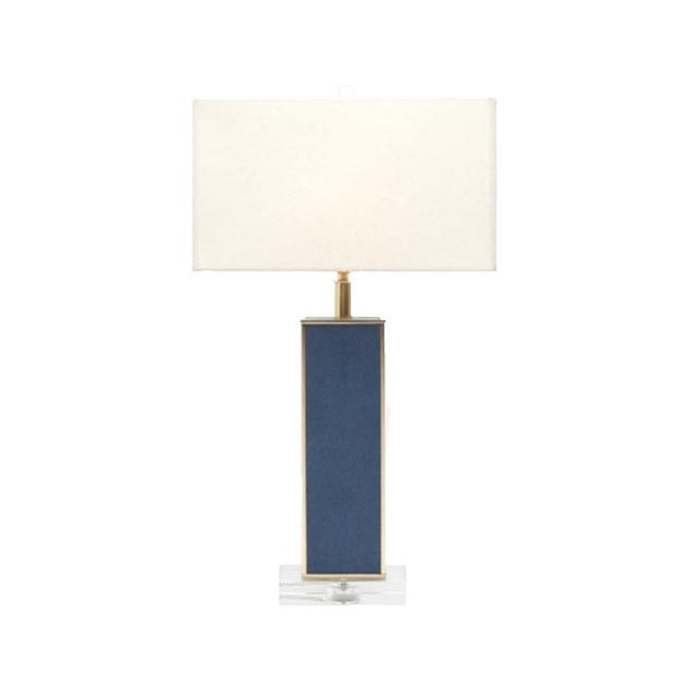 Kingstone Table Lamp Navy