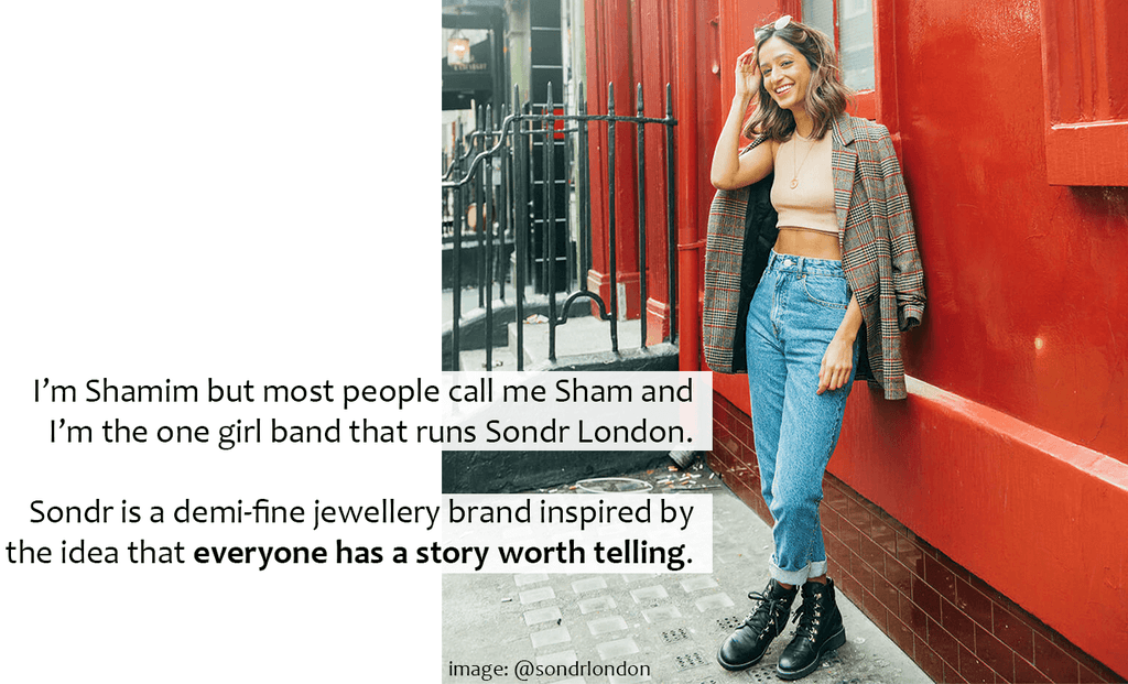 Lio Mara Interview With Sondr London Female Founder UK Independent Business