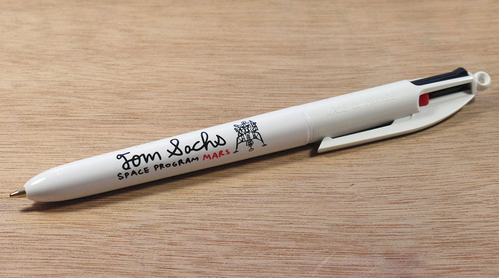 Space Program Pen